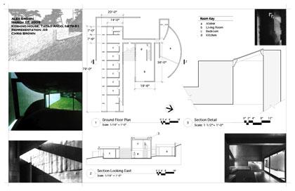 koshino – Koshino House Floor Plan